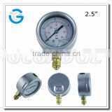 High quality 63mm bottom type apparatus for measuring pressure