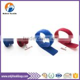Nylon elastic cable ties, soft hook and loop cable ties, eco-friendly hook and loop cable ties