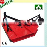 grass cut machine tractor 3 Point Rotary Cut Mowers /Slasher mowers/Topper mowers for Tractor with Manual Holder