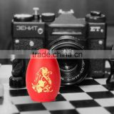 Fashion Easter Egg mini usb bluetooth speaker for promotional gift with MIC TF Card Function