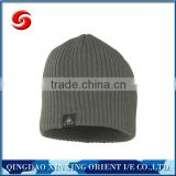 2016 Super quality acrylic blank beanie/knitting hat/beanie hat