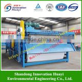 Belt filter press for paper machine workshop white water treatment