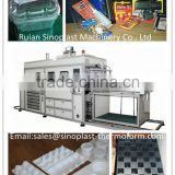 SPV700/1200ZK Automatic Plastic Hinged Containers Making Machine