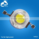 White led 1w high power 5000k
