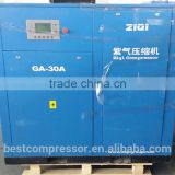 power force 185cfm Small textile industry Screw Air Compressor