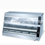 best quality Glass Warming Showcase / Food Warming Showcase / Glass Food Warmer Display Showcase