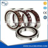 R Series Hardened helical gear reducer professional bearing 71956ACM single row angular contact ball bearings,