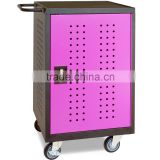 tablet storage and charging trolley BIFMA approved