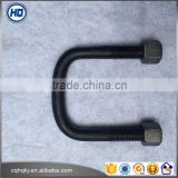Metal Black Paint All Size 4*4 Rear-Axle Meet Dubai market Rust Proof Anchor U-Bolt for Niasson