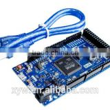 DUE 2012 R3 Main Control Board AT91SAM3X8E ARM 32 Bit with USB Cable Development board for Arduino