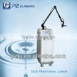 BEST High end tech Fractional Co2 medical laser acne scar laser treatment pz604 by PZ LASER