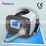 532nm Q-switch Nd Yag Laser Acne Removal 532nm Black Head Removal Machine / Professional Salon Products