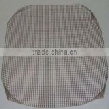 PTFE non-stick quickachips oven mesh basket no mess crisp chips all round