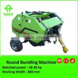 Hot sale straw baling machine/high speed rice straw baler machine/wheat straw baling machine