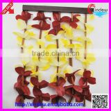 Plastic window curtains leaf bamboo curtain home decorations curtain XDCZ-006