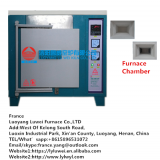 Reliable PID Control Programmable Quality High Temperature used muffle furnace lab furnace