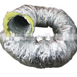 Hydroponics Thermal and Acoustic Insulated Air Ducting