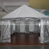 China manufacturer double car canopy with high quality