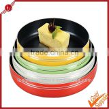 Round aluminum 26-32CM rice cake mould&plum colorful cake mould sets&silicone cake mould