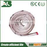 PVC/Rubber Lined Canvas Layflat Fire Hose