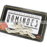double 6 dominoes,game product,domino playing set
