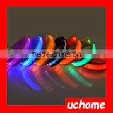 UCHOME Flash Led Arm Bands Running Flashing Led Band Flash Bands For Cycling Skating Party Shooting