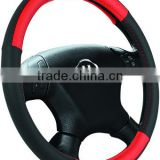 High Quality Auto Accessories PU car steering wheel cover