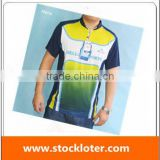 Stock Cycling Clothing Riding Motocross Jersey Off Road Bike Jersey T-shirt Stock , 140804c