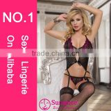 2015 High quality hot sexy adult girl babydoll open corset sexy xxxxxl movie fat women sexy garter corset
