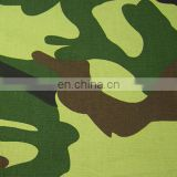 Customized Polyester Cotton 65/35 Twill Waterproof Digital Printed Camouflage Uniform Fabric