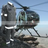 China Supplier High Performance Dupont Nomex fire retardant flight suit