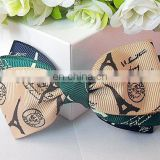 Eiffel Towel ribbon bowknot