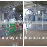 HI inflatable car tent,inflatable transparent bubble tent,inflatable bubble tent camping with good quality for sale