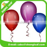 Printing balloon wholesales cheap non latex cloud shape balloon