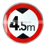 Aluminium Warning Sign Road Safety Traffic Sign