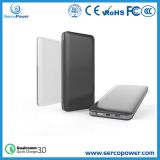 High Quality Hot Sale Carbon Fiber Surface Power Bank, Rohs Power Bank 10000mAh