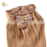Kinky Curly Clip in Hair Extensions,Afro Hair Clip in Extensions,Seamless Clip in Hair Extensions Double Weft