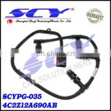 2005-2006 for F.ord F250 6.0L Diesel Glow Spark Plug Wire Harness Right & Left 4C2Z-12A690-AB 4C2Z12A690AB