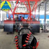 3500m3 Low price Hydraulic Suction Dredge wuth cutter head