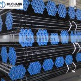 MS Seamless Pipe astm a53 grb smls seamless steel tubes