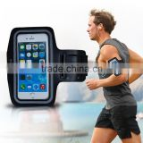 iPhone6 6S PLUS Armband: Water Resistant + Sweat Proof + Key Holder + ID / Credit Card / Money Holder
