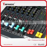 Professional 12 Channel Audio Mixing Console Sound Mixer YM120 --YARMEE                                                                         Quality Choice