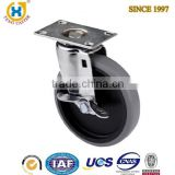 5-inch Medium Duty industrial wheel caster