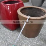 cheap artificial plastic /ceramic flower pots                                                                         Quality Choice