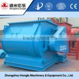 Biaxial Blade Mixer Of Sheep Excrement Organic Fertilizer/chicken Manure Organic Fertilizer Processing Line