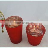 christmas candleholder,table decorations for wedding craft,cups glass for chandelier