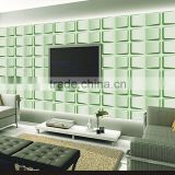 2016 China New Hot Sale 3D Board Lightweight 3D PVC Material Walls Paneling Lowes Cheap PVC