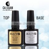 Matte Top top coat uv gel Nail Gel polish newest LED/UV lamp UV Soak Off uv gel