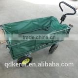 yard work multi use dump cart garden leaf cart