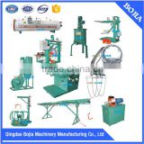 cushion gum cooling machine tyre retreading machine cost